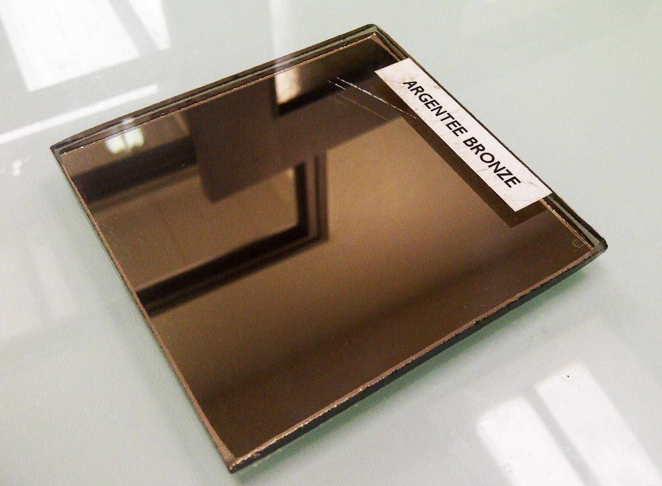 Miroir bronze bh vitrier paris artisan vitrerie miroiterie for Miroir artisanal