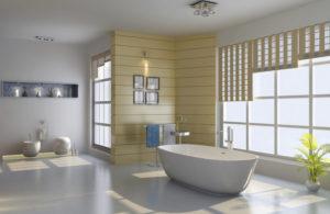 Faire installer des robinets de salle de bain
