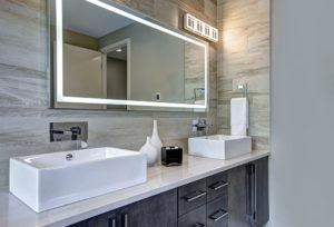 miroir salle de bain paris